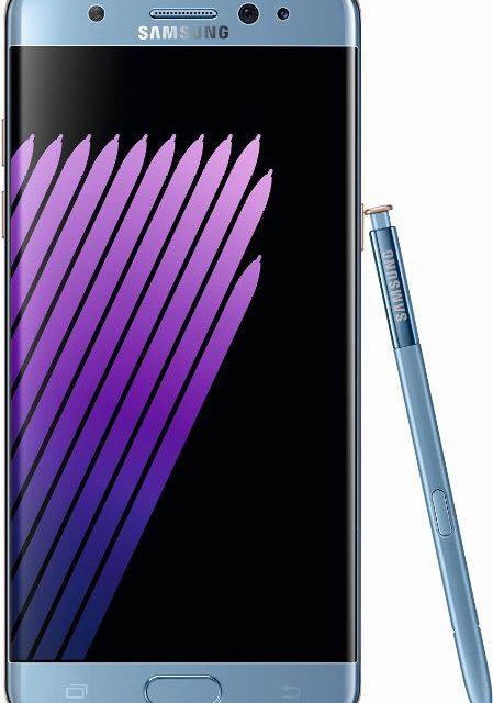 Samsung Galaxy Note 7: Ya disponible en Amazon