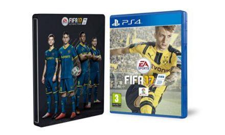 FIFA 17: La Mejor Reserva está en Amazon