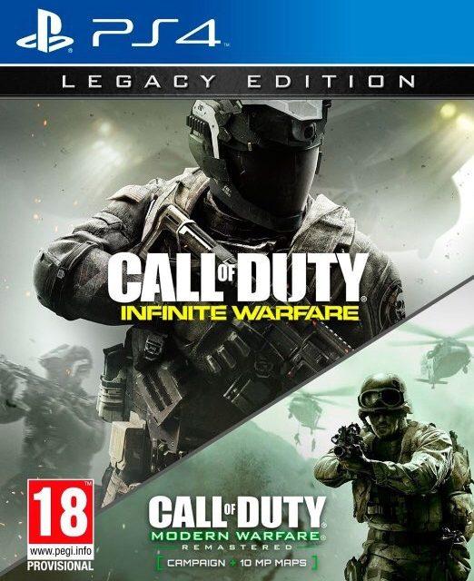 Donde comprar Call of Duty: Infinite Warfare