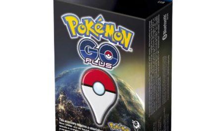 Como buscar Pokemon sin usar el móvil: Pulsera Pokemon Go Plus