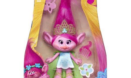 Los Juguetes de estas Navidades: Trolls de DreamWorks