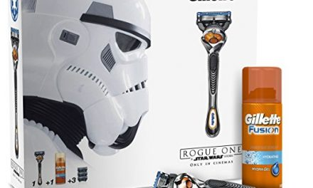 Maquinilla Gillette de Star Wars: Disponible ya en Amazon