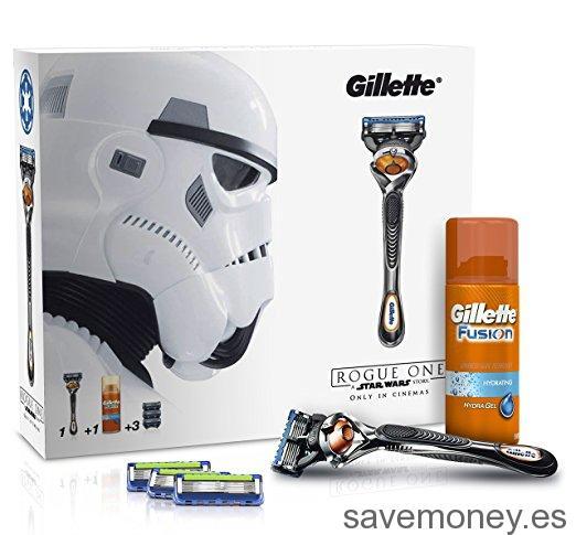Maquinilla Gillette de Star Wars: Disponible ya en Amazon