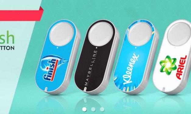 Dash Button: Comprar dando a un botón ya es posible en Amazon