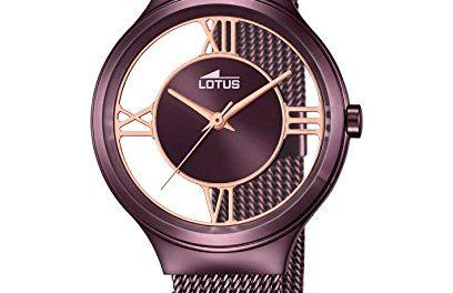 Regala esta Navidad la Nueva Colección de Relojes Lotus