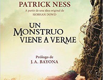 Un Mostruo Viene a verme: Compra el libro con prólogo de J.A. Bayona