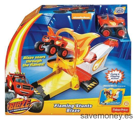 Blaze y los Monster Machines: Disponibles en Amazon