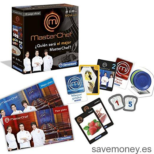 MasterChef: Todos los productos disponibles en Amazon