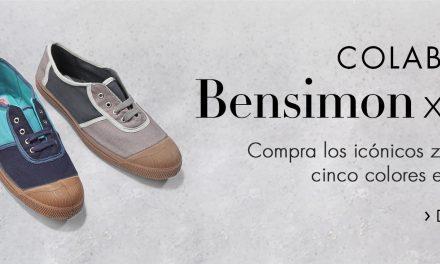 Zapatillas Bensimon Colección exclusiva de Amazon