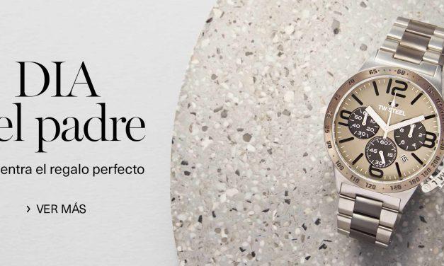 Regalos para el Día del Padre: Especial Relojes