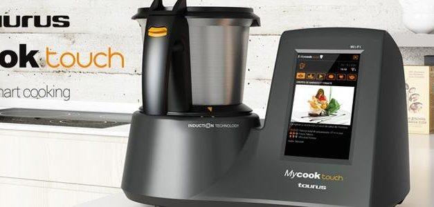 Ofertas Robots de Cocina: Taurus MyCook Touch
