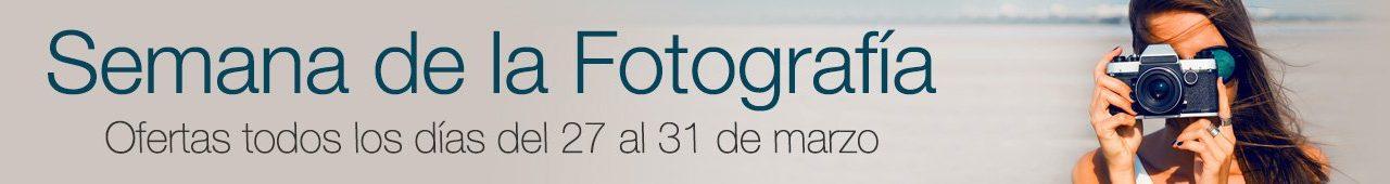 Ofertas Amazon: Semana de la Fotografía (I)