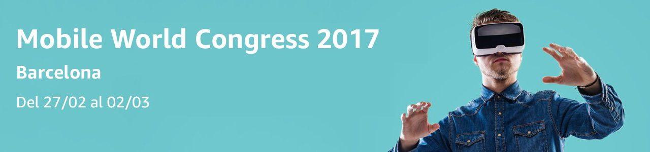 Ofertas Amazon: Especial Mobile World Congress