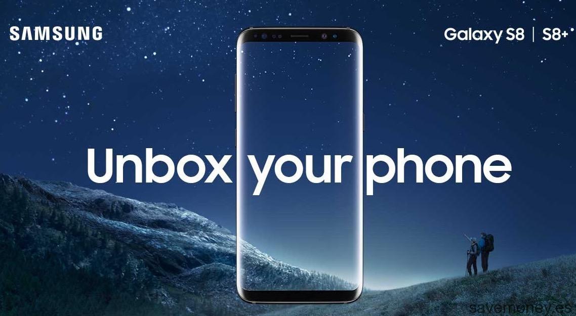 Comprar Samsung Galaxy S8: Resérvalo ya en Amazon