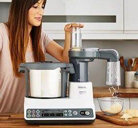 Robot de Cocina de TopChef: KCook Multi de Kenwood
