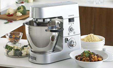 Ofertas Amazon: Robot de Cocina Cooking Chef de Kenwood