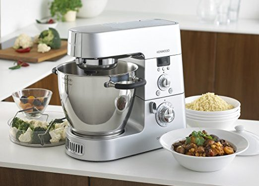 Ofertas Amazon: Robot de Cocina Cooking Chef de Kenwood
