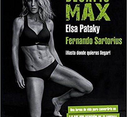 El Libro de Elsa Pataky: Desafío Max