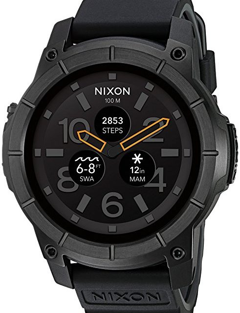 Relojes Nixon: Descubre el Mission de Nixon