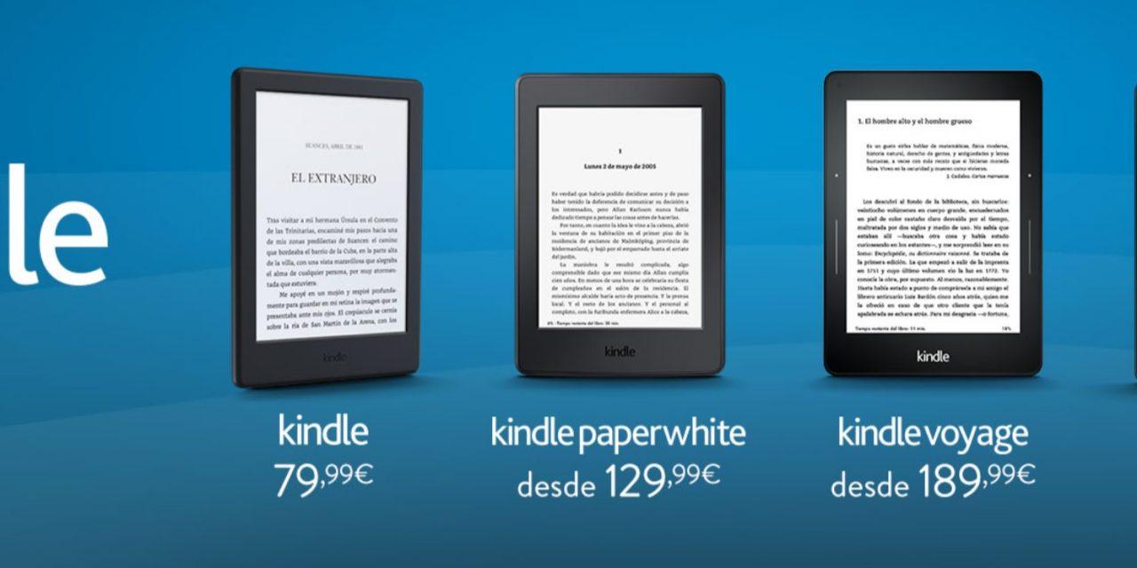 Regalos para el Día de la Madre: Especial Kindle