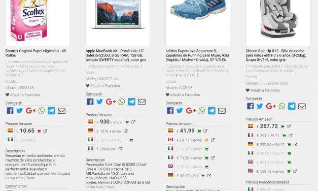 Novedades Savemoney: Ahora más fácil saber la disponibilidad de los productos