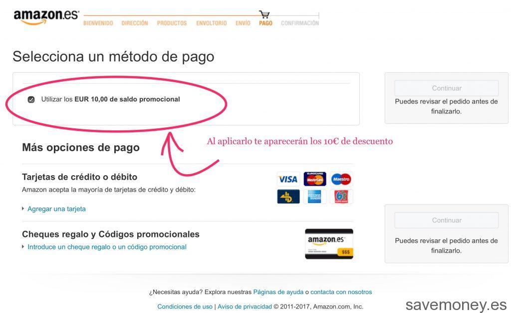 Cupón Descuento Amazon: Ropa Deportiva - SaveMoney Blog!
