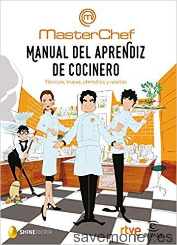 Comprar en Amazon el Libro de MasterChef