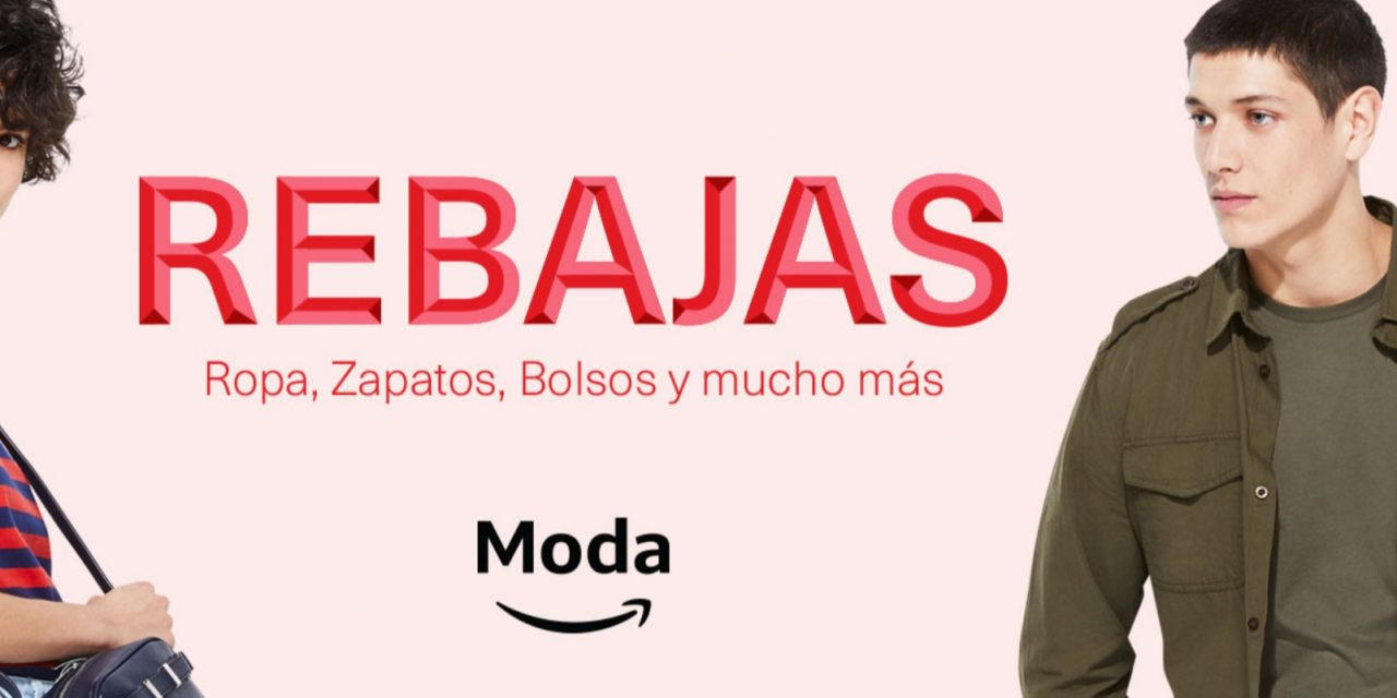 Rebajas en Moda en Amazon