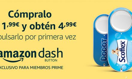 Ofertas Amazon: Nueva Promoción Dash Button
