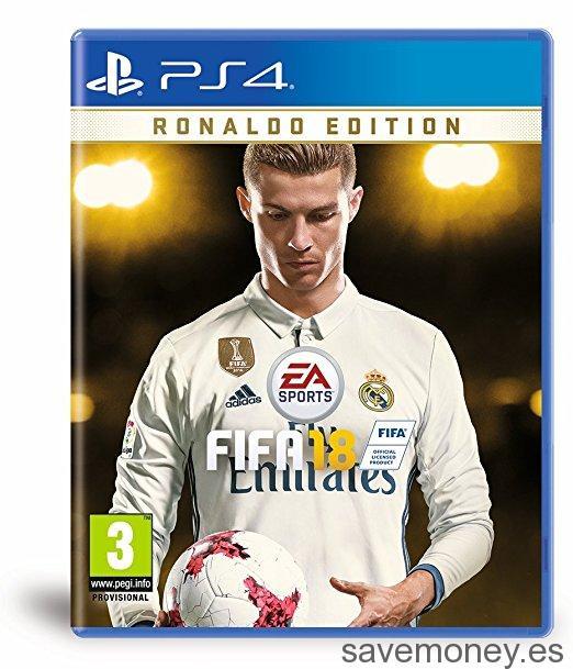 FIFA 18: Resérvalo ya en Amazon