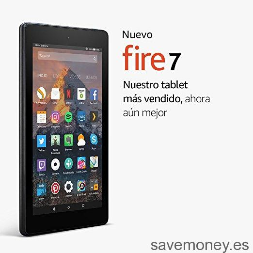 Tablets Low Cost: Las más vendidas en Amazon