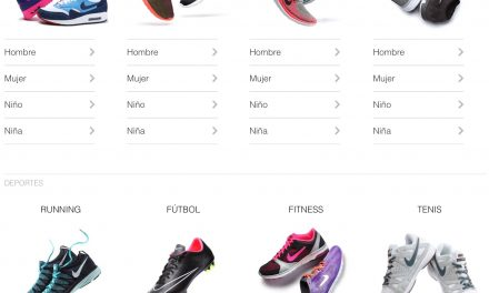 Nike ya vende sus productos en Amazon