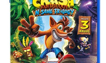 Ofertas Amazon: Crash Bandicoot N. Sane Trilogy