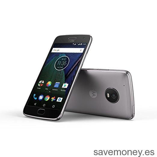 Moto G 5a Generación: Exclusivo en Amazon