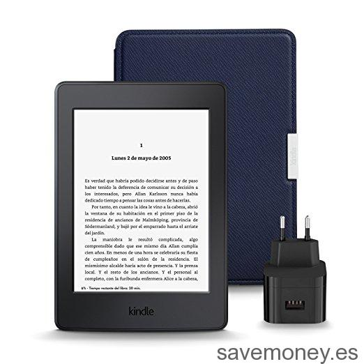 Oferta Kindle Paperwhite: Ahorra con este Kit Esencial de Amazon