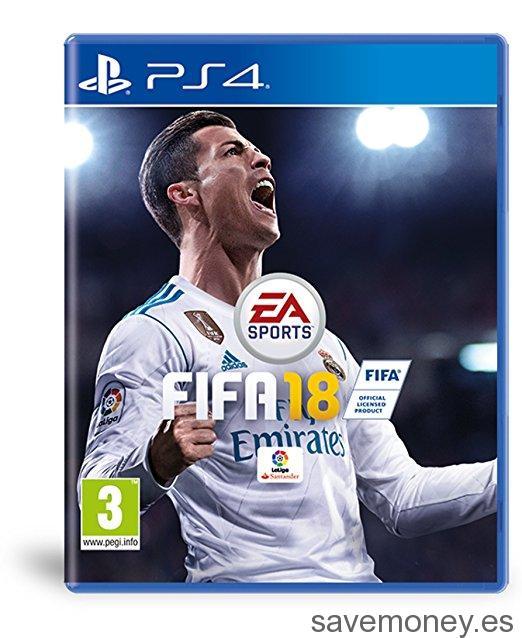FIFA 18: Cómpralo al Precio más Bajo en Amazon