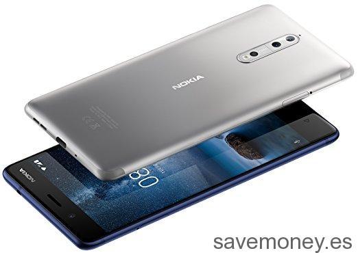 Compra el Nuevo Nokia 8 en Amazon