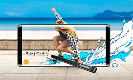 Samsung Galaxy Note 8: El Mejor Precio en Amazon