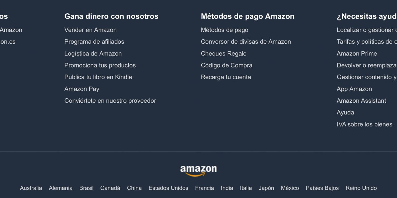 Novedades Amazon: Nueva Política de Devolución