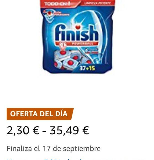 Ofertas Amazon: 30% Descuento Selección Limpieza y Cuidado Personal