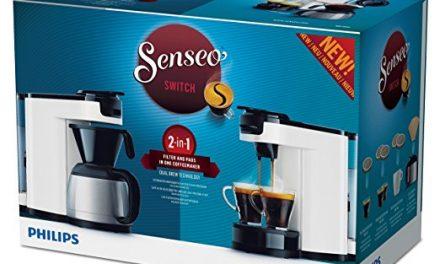Cafetera Senseo Switch: Descubre la cafetera 2 en 1