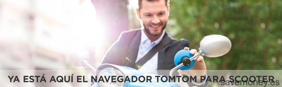 TomTom VIO: Descubre este Navegador para Motos