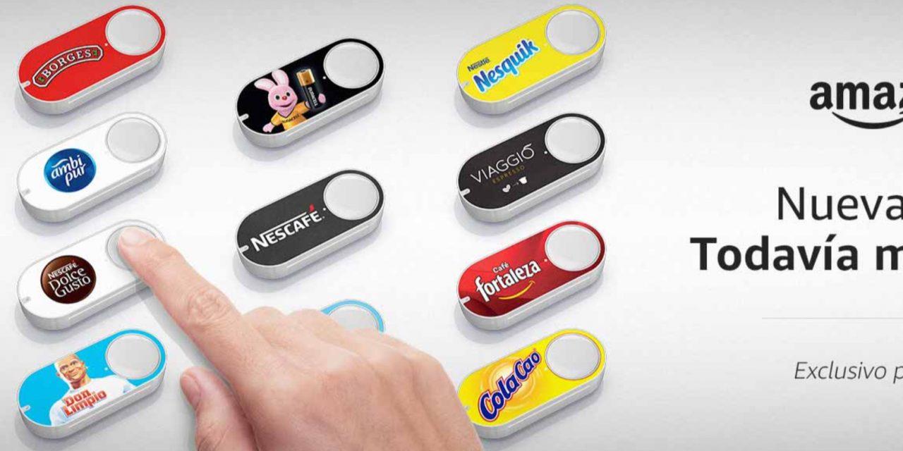 Dash Button: Nuevas Marcas