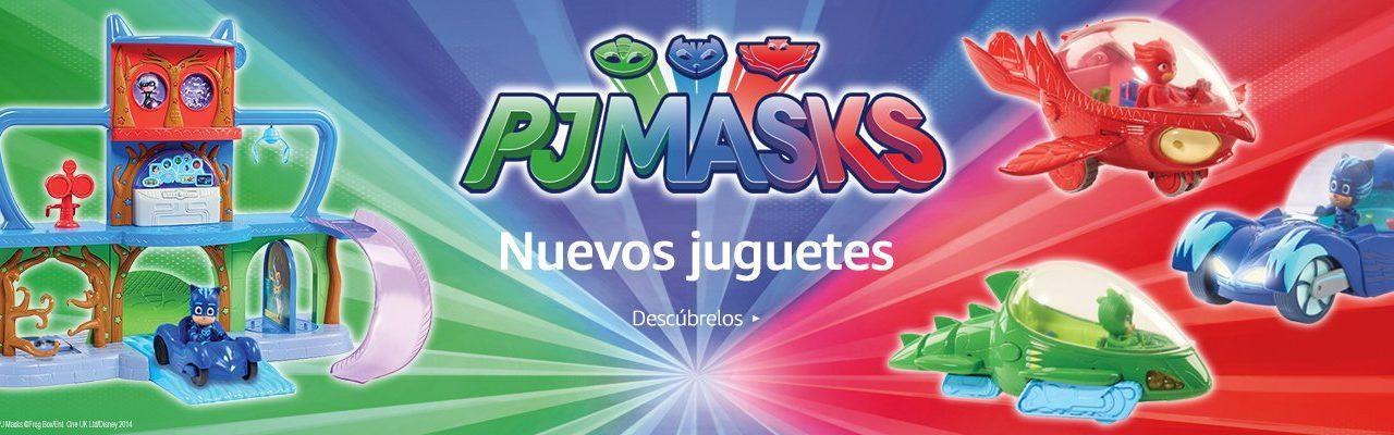 PJ Masks: Los Juguetes que se Agotarán estas Navidades