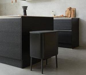 Cubos de Basura de Diseño: Nuevos Bo Touch Bin de Brabantia