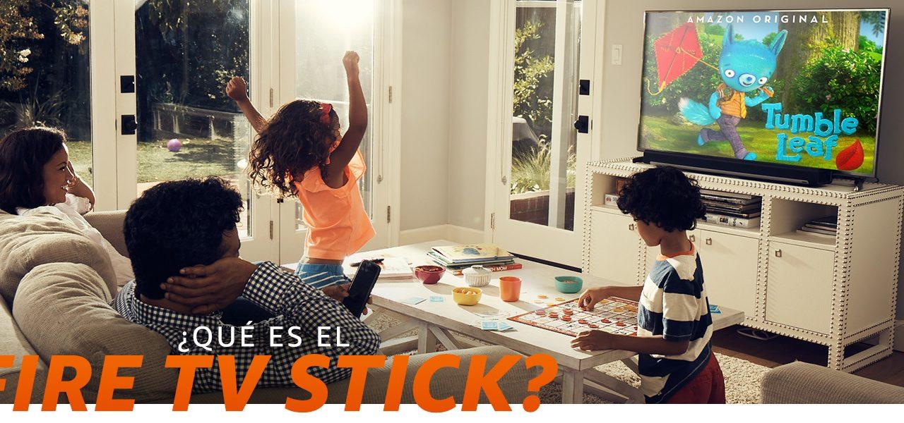 Novedades Amazon: Fire TV Stick