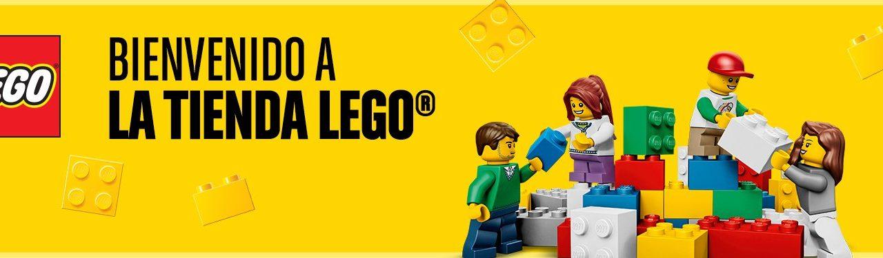 Tienda Lego en Amazon