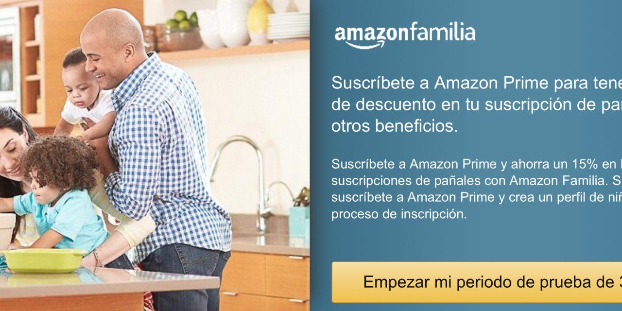 Novedades Amazon: Amazon Prime te permite crear un perfil de tu hijo