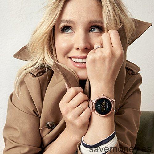 Fossil Smartwatch Gen 3 y Apple Watch Serie 3