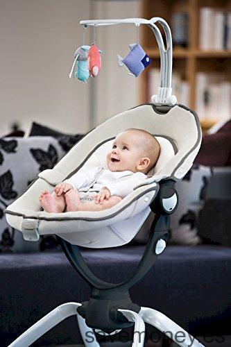 Hamaca Swoon Up de Babymoov: Otro concepto de hamaca para bebes